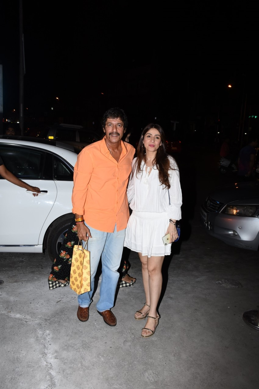 Anil Kapoor & Sunita Kapoor 35th Anniversary Party Photos