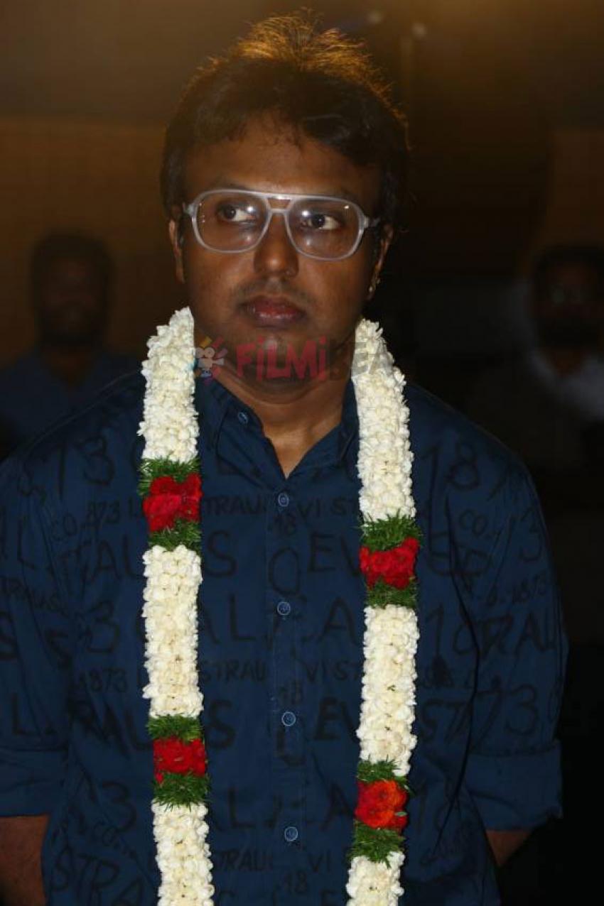 Arvind Swamy New movie Pooja Photos