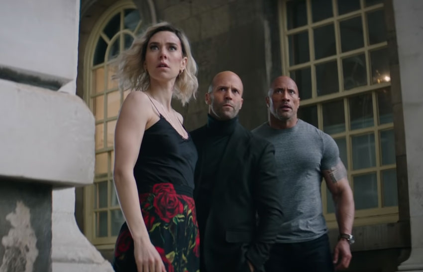 Fast Furious Presents Hobbs Shaw Photos Hd Images