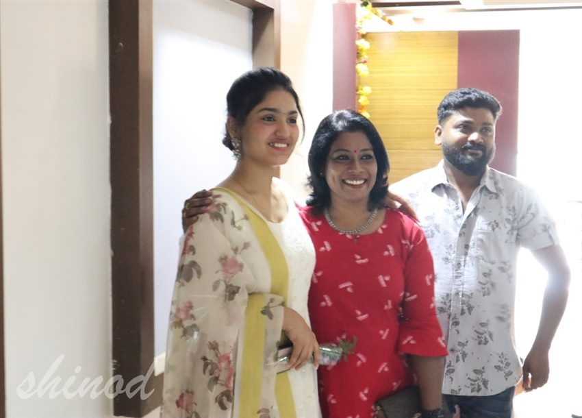 Garudachakram Movie Pooja Photos