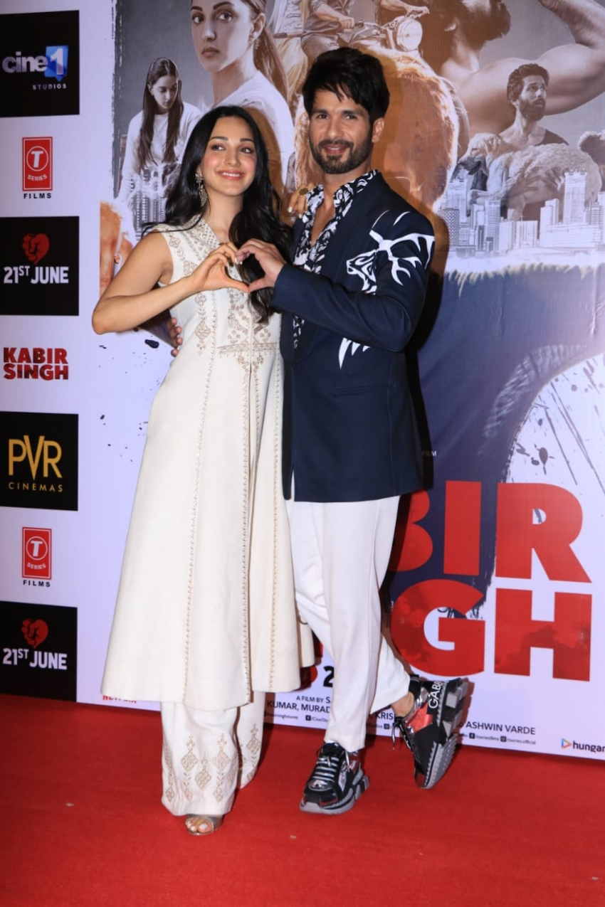 Kabir Singh Trailer Launch Photos