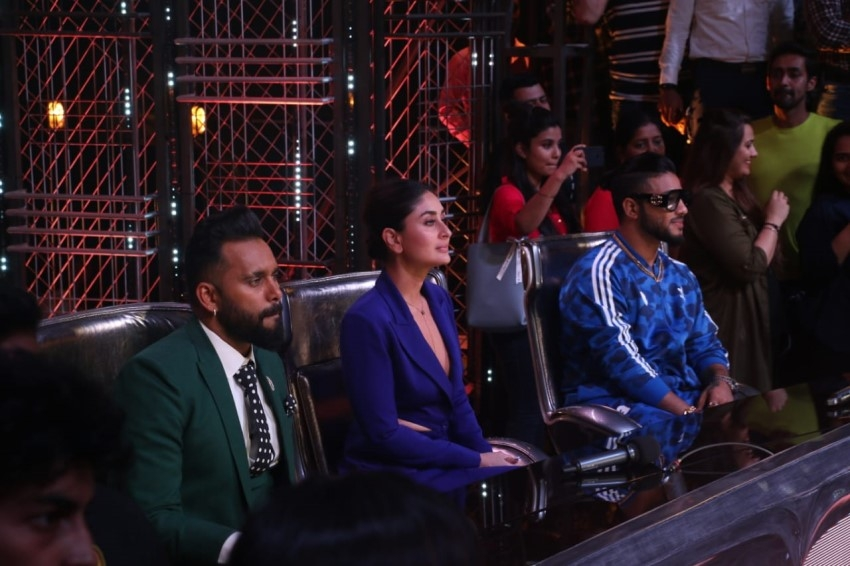 Kareena Kapoor Khan at Press Conference of New Dance Reality Show Photos