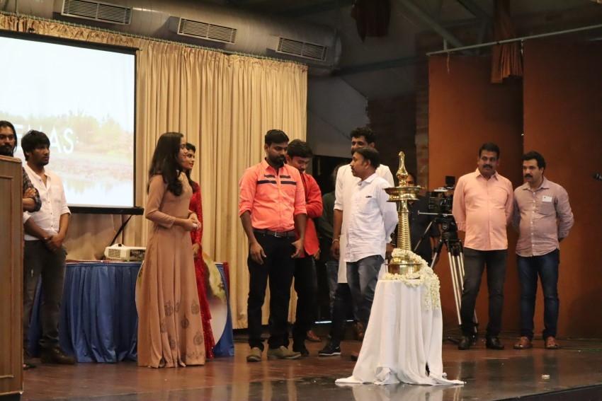 Vellakkarante Kamuki Audio Launch and Looyi Randaaman Pooja Photos