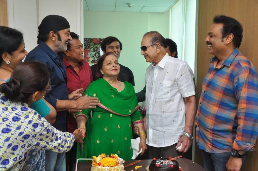 Krishna Birthday Celebrations Photos