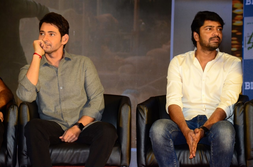 Maharashi Success Meet Photos