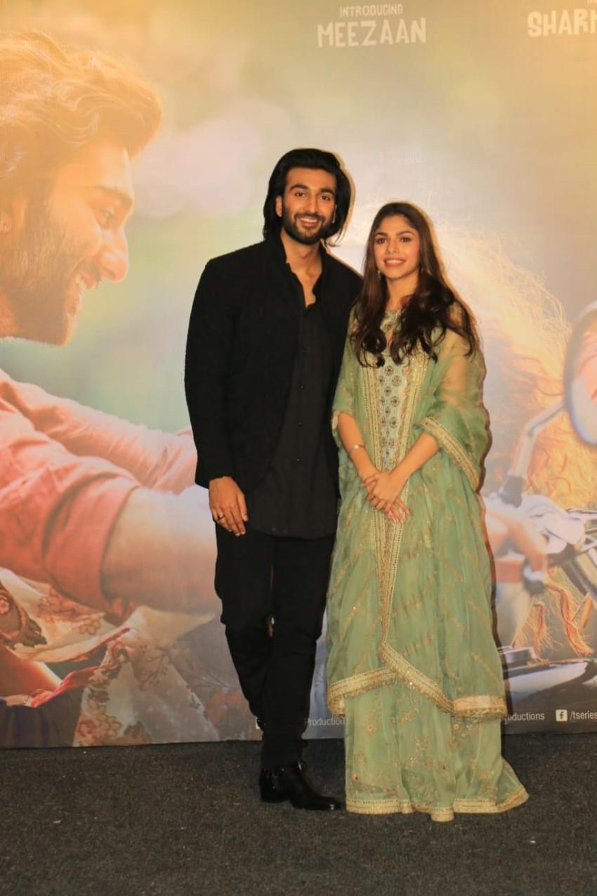 Malaal Movie Trailer Launch Photos