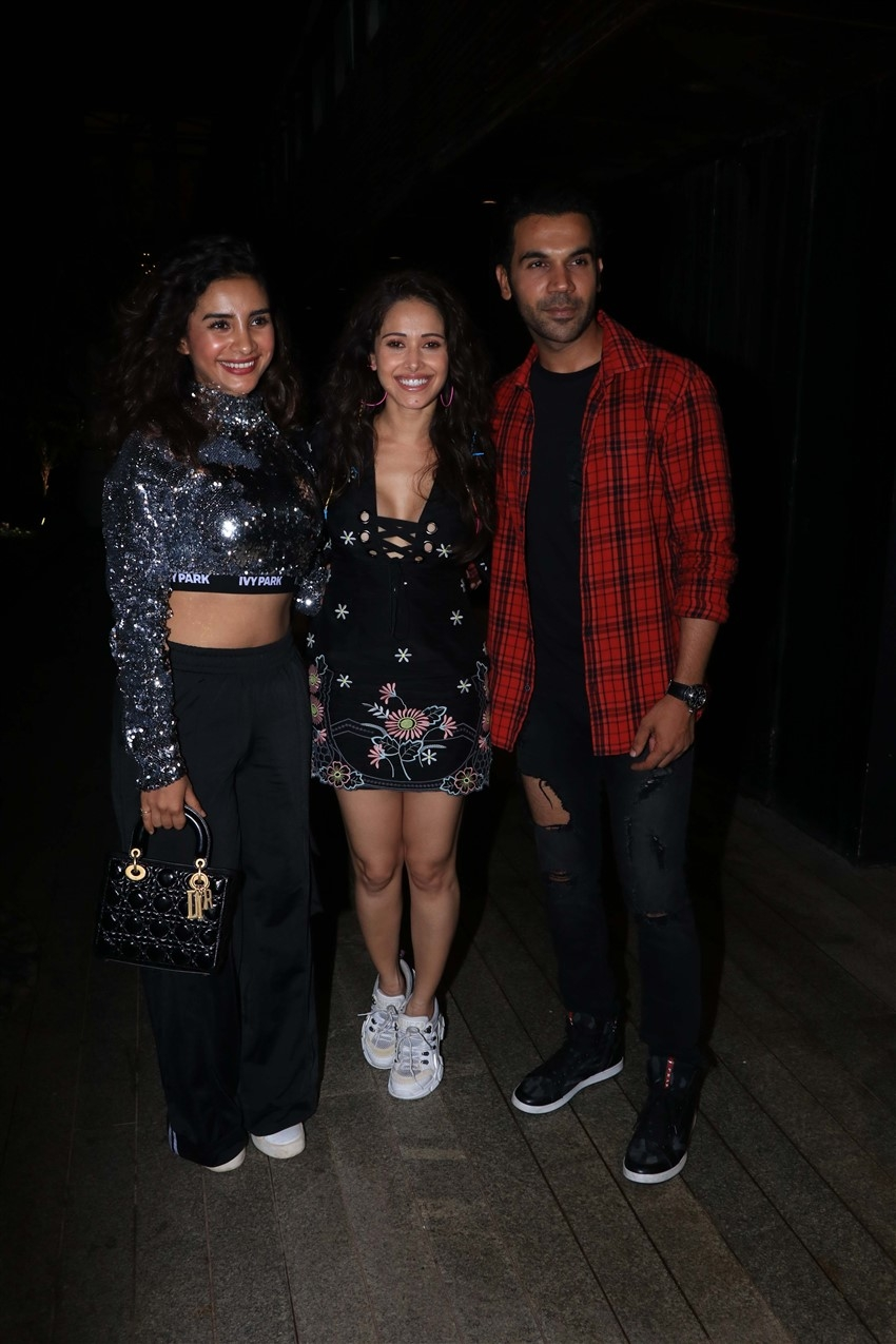 Nushrat Bharucha's Birtday Bash Photos