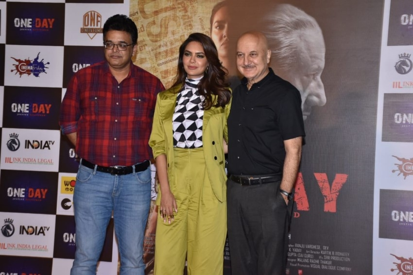 One Day Trailer Launch Photos