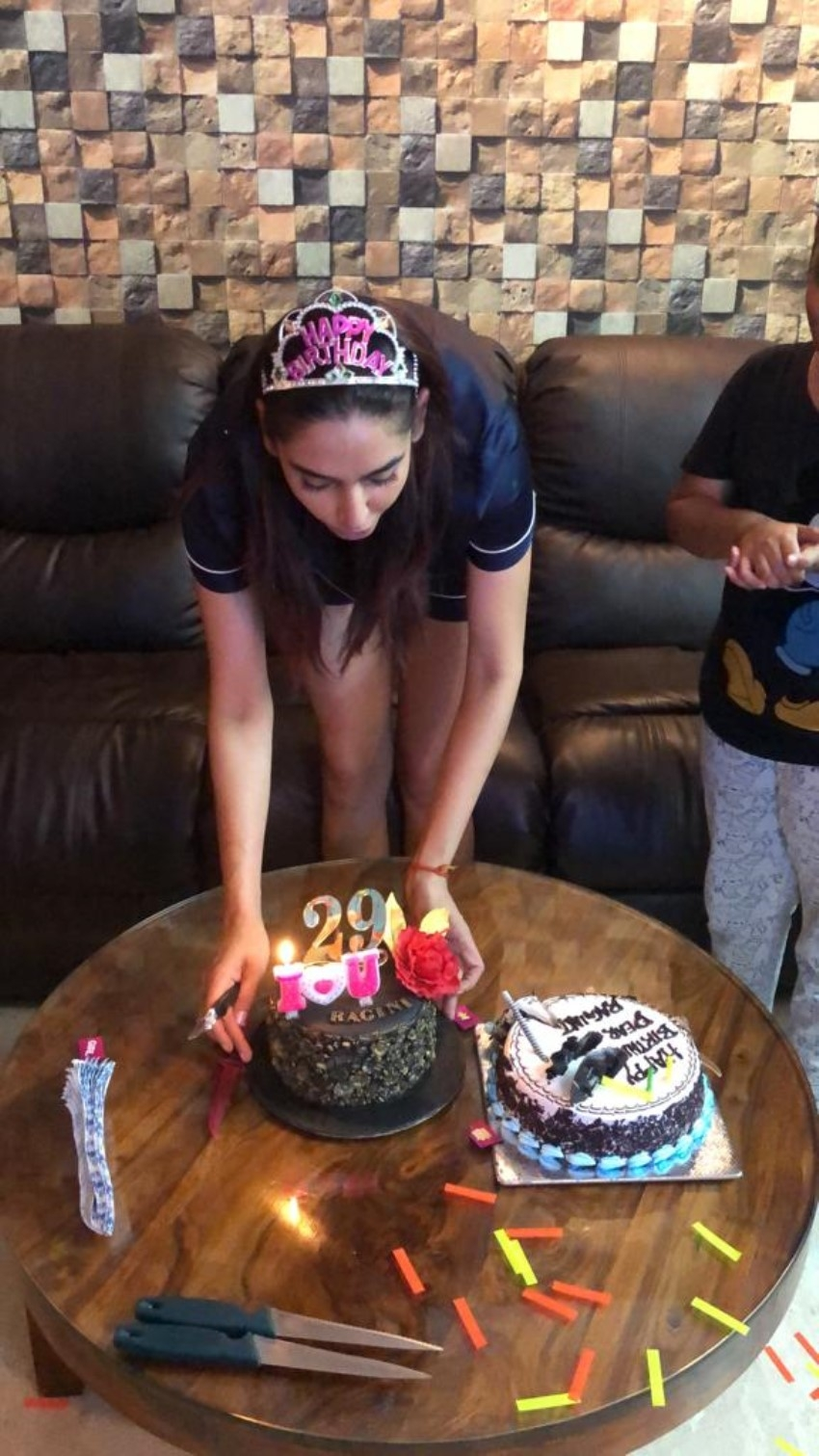 Ragini Dwivedi Birthday Celebration 2019 Photos