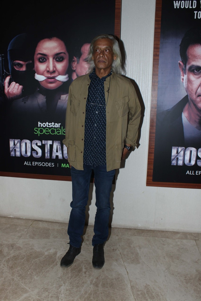 Screening of Hotstar's web series Hostages Photos