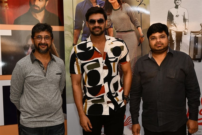 Sita Movie Succes Celebrations Photos