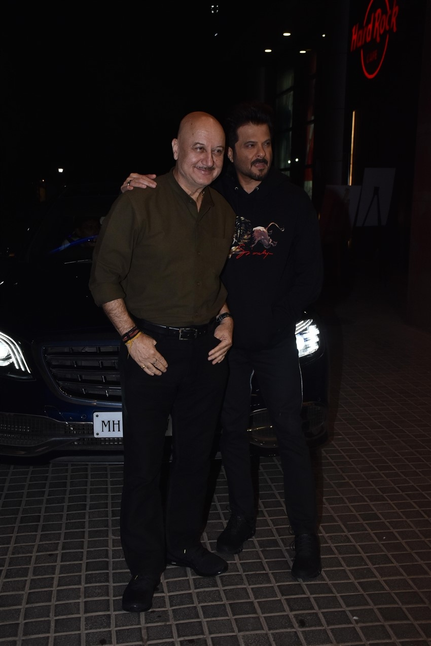 Special Screening of India's Most Wanted Photos