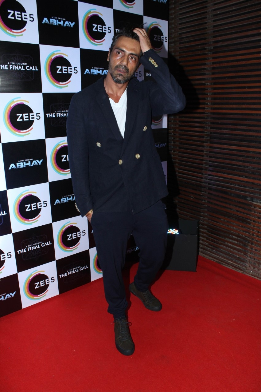 Success Bash Of The Zee5 Series The Final Call & Abhay Photos
