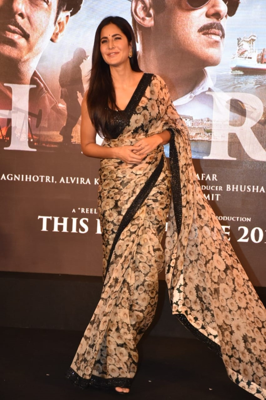 The launch of the song 'Zinda' from Bharat Photos