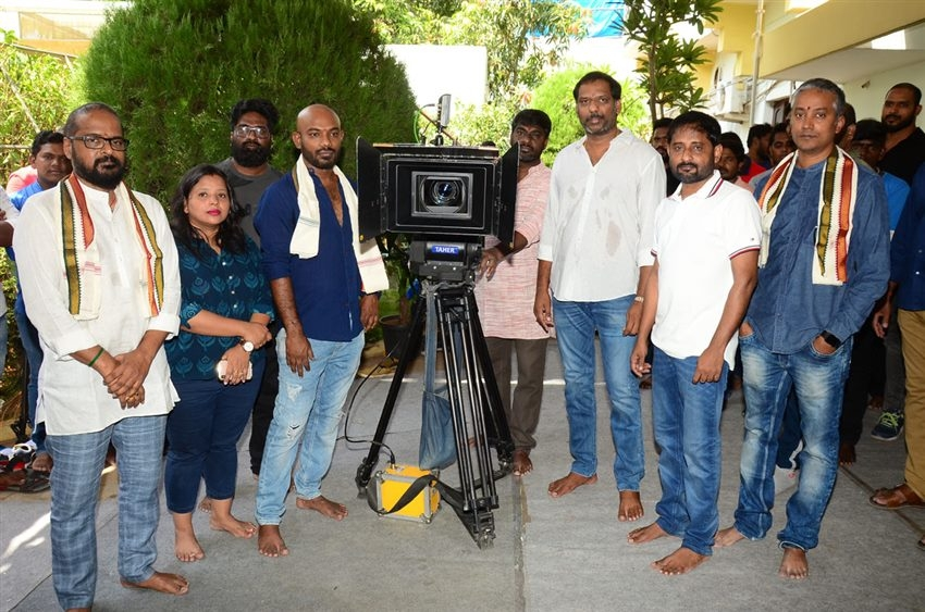 Vijay Devarakonda Hero Movie Launch Photos