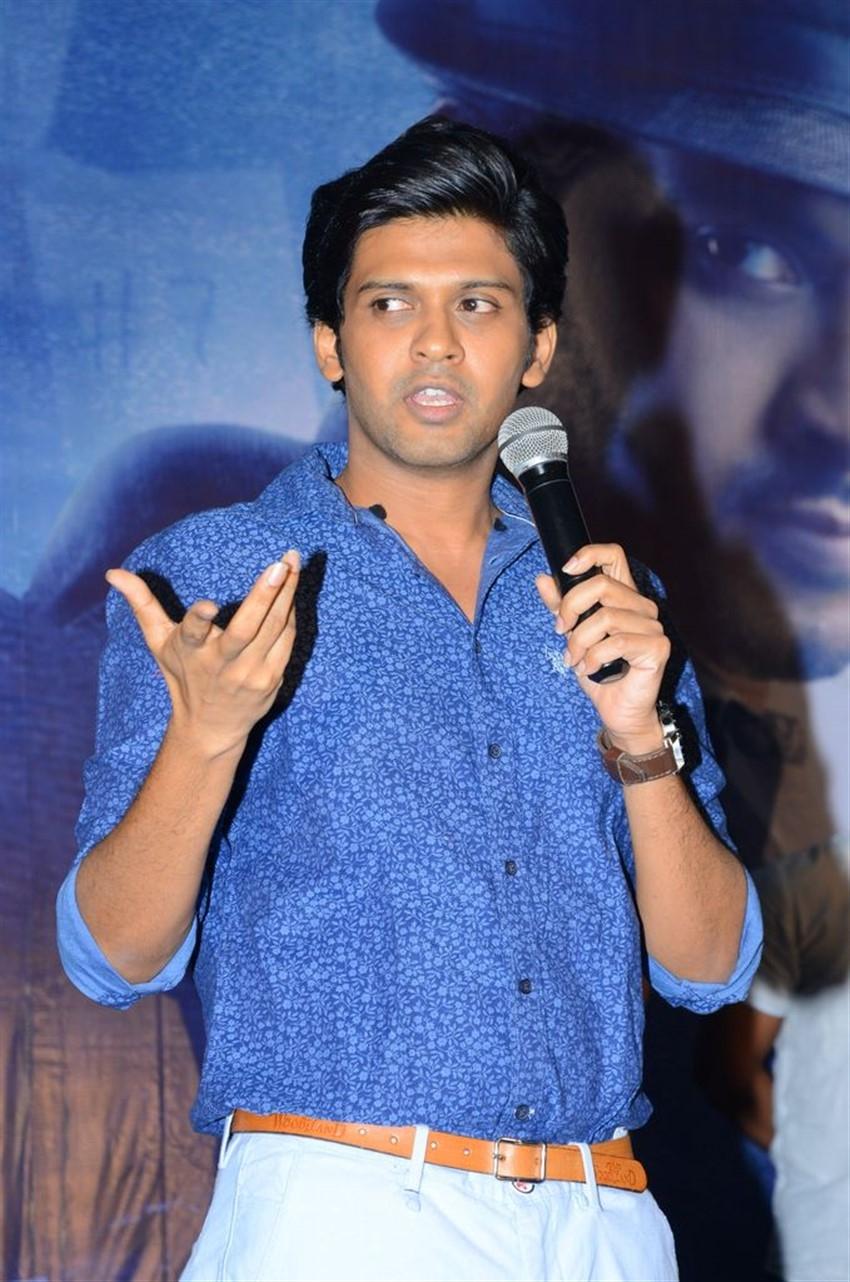 Agent Sai Srinivasa Athreya Movie Trailer Launch Photos