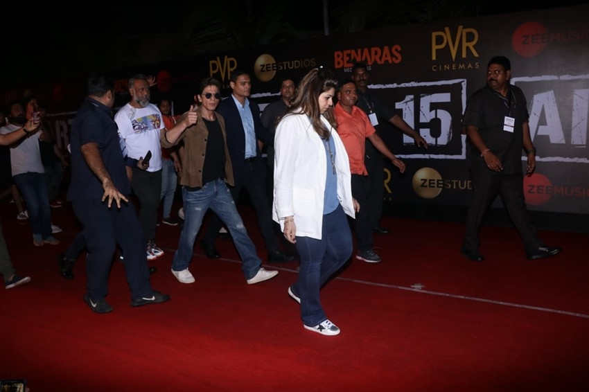 Article 15 Special Screening Photos