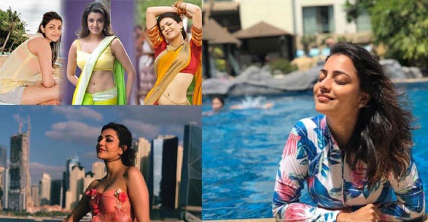 Birthday Special - Kajal Aggarwal Rare & Unseen Photos