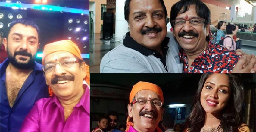 Bigg Boss Tamil Season 3 Contestants List With Photos