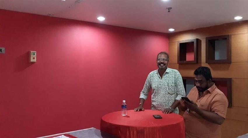Chila NewGen Nattuvisheshangal Audio And Trailer Launch Photos