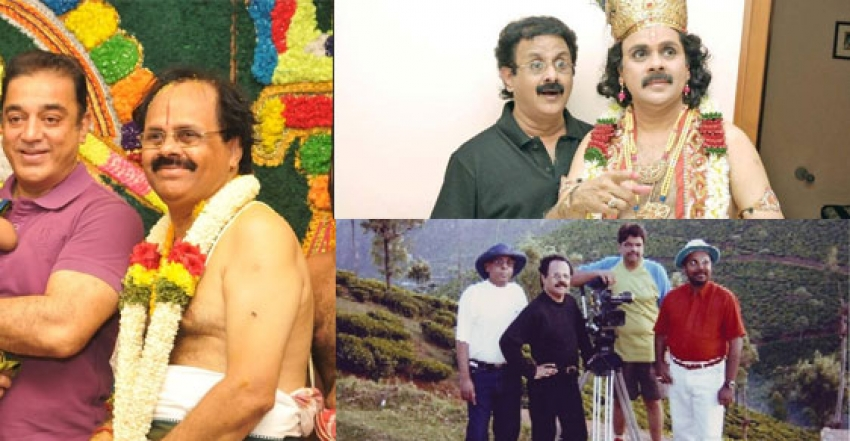 Crazy Mohan Unseen Photos
