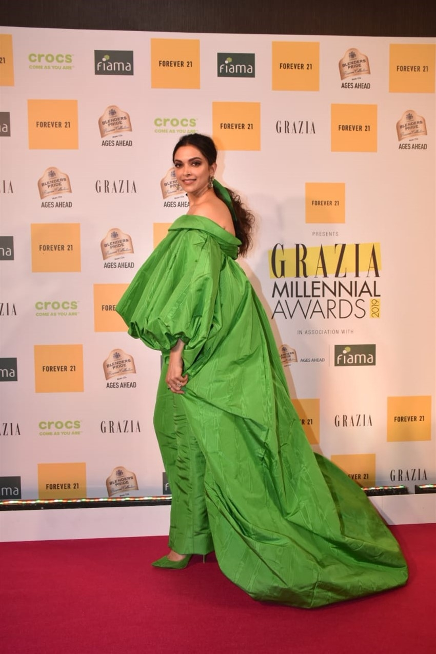 Grazia Millennial Awards 2019 Photos