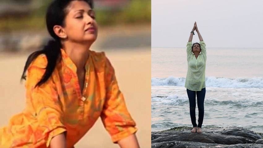 International Yoga Day Special Photos
