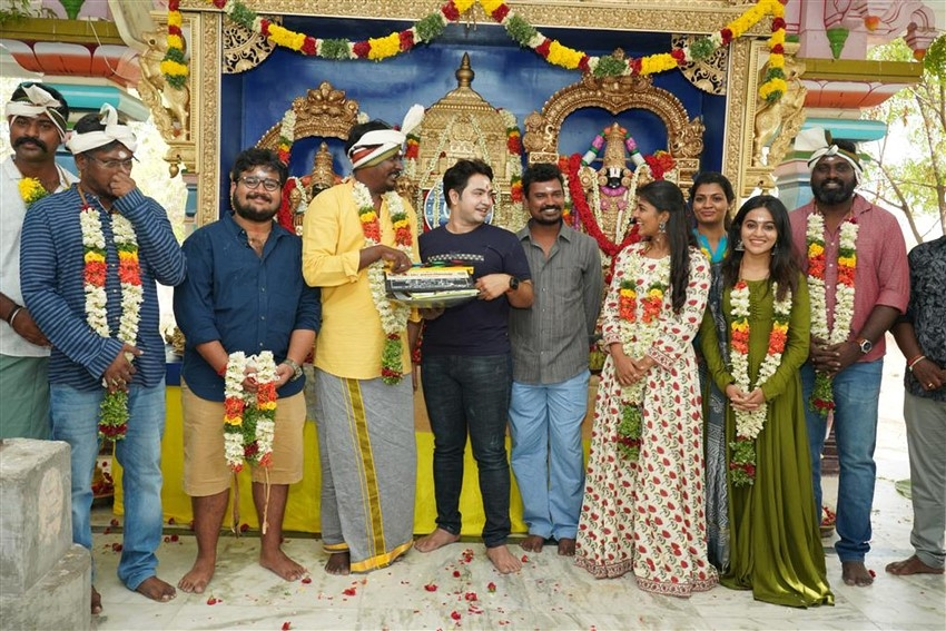 Ka Pae Ranasingam Movie Pooja Photos