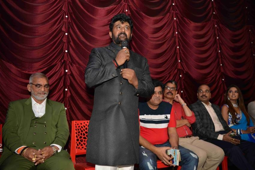 Kempegowda 2 Movie Press Meet Photos