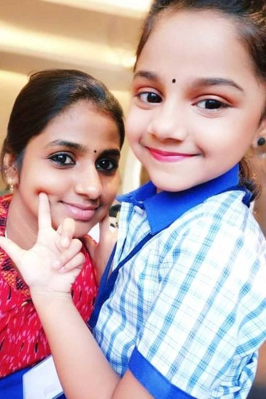 Little Lady Superstar Manasvi Unseen Photos