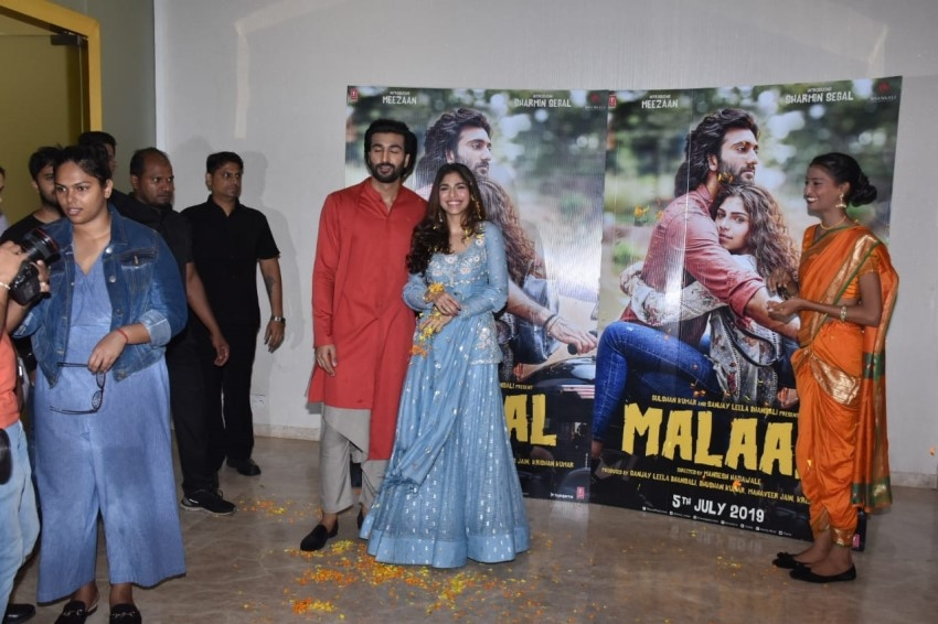 Malaal 'Udhal Ho' Song Launch Photos