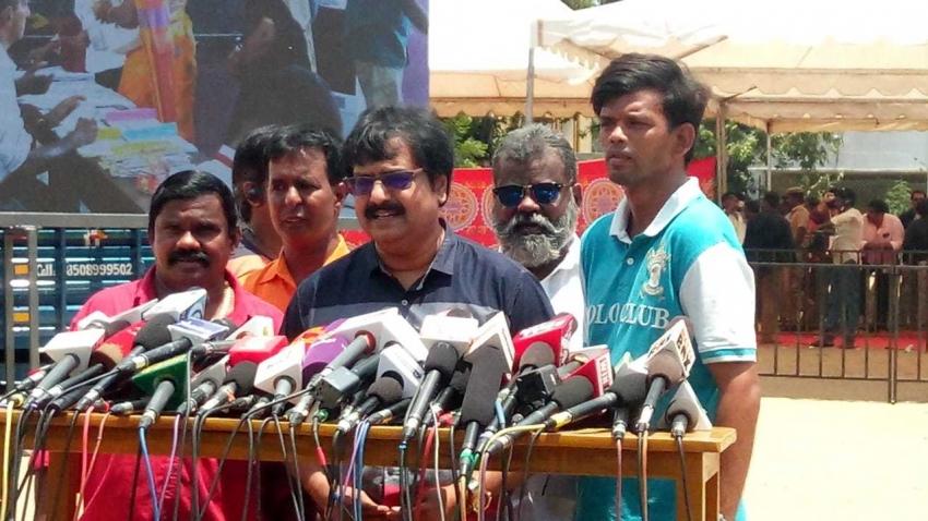 Nadigar Sangam Elections 2019 Photos