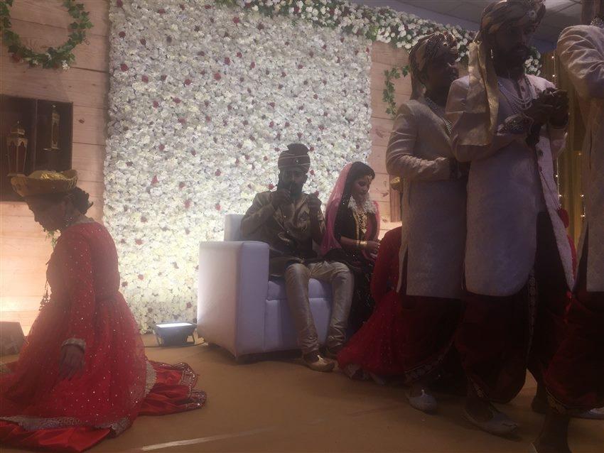 Pareekutty Perumbavoor Marriage Reception Photos