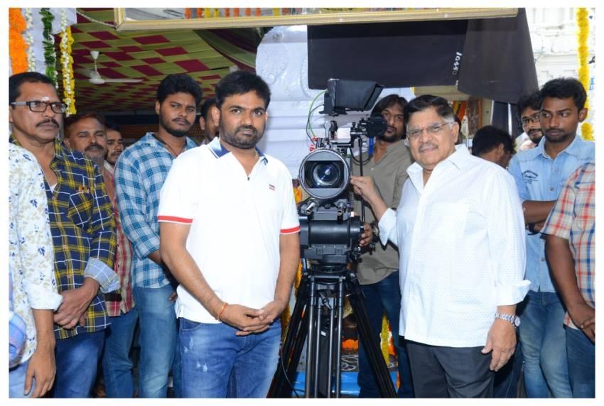 Prati Roju Pandage Movie Pooja Photos