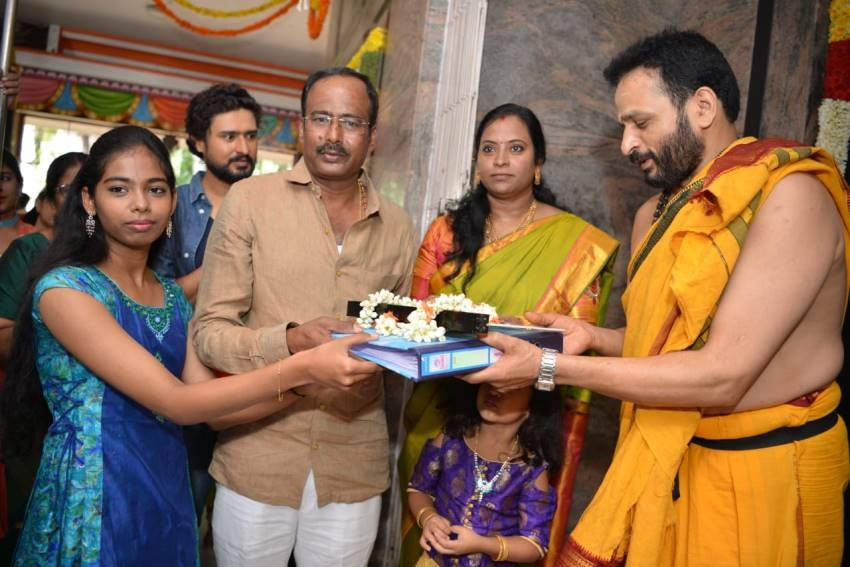 Ramesh Arvind's 100 Movie Pooja & Press Meet Photos