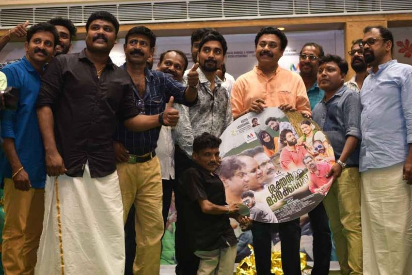 Sakthan Market Movie Audio Launch Photos