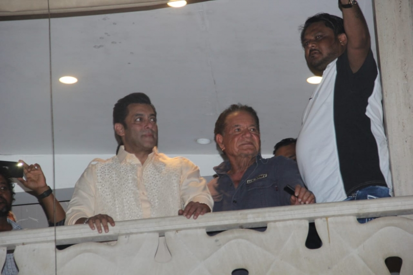 Shahrukh Khan And Salman Khan Wishes Fans On The Special Occasion Of Ramzan Photos