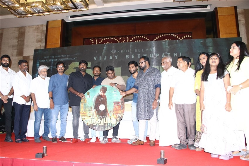 Sindhubaadh Movie Audio Launch Photos