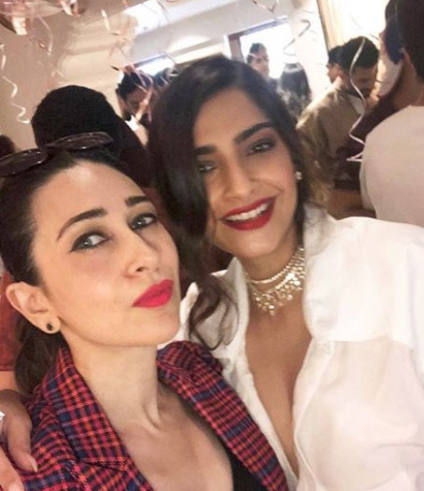 Sonam Kapoor Birthday Bash 2019 Photos