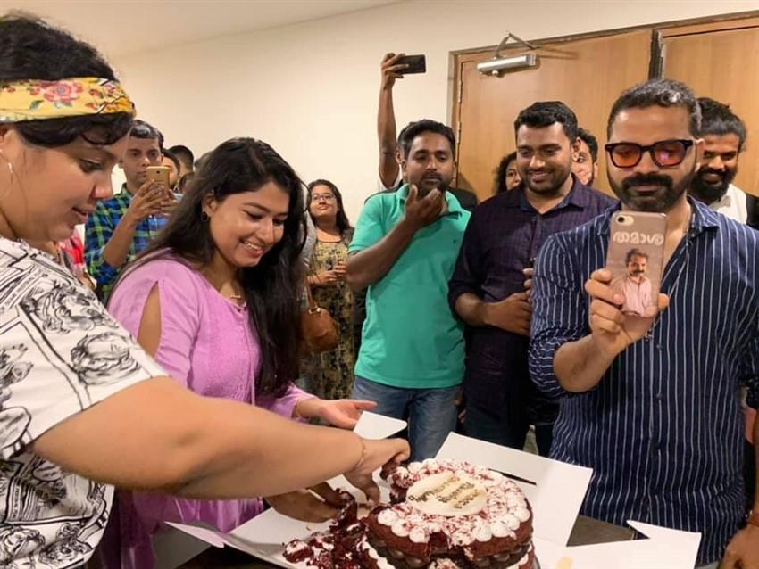 Thamasha Movie success celebration Photos