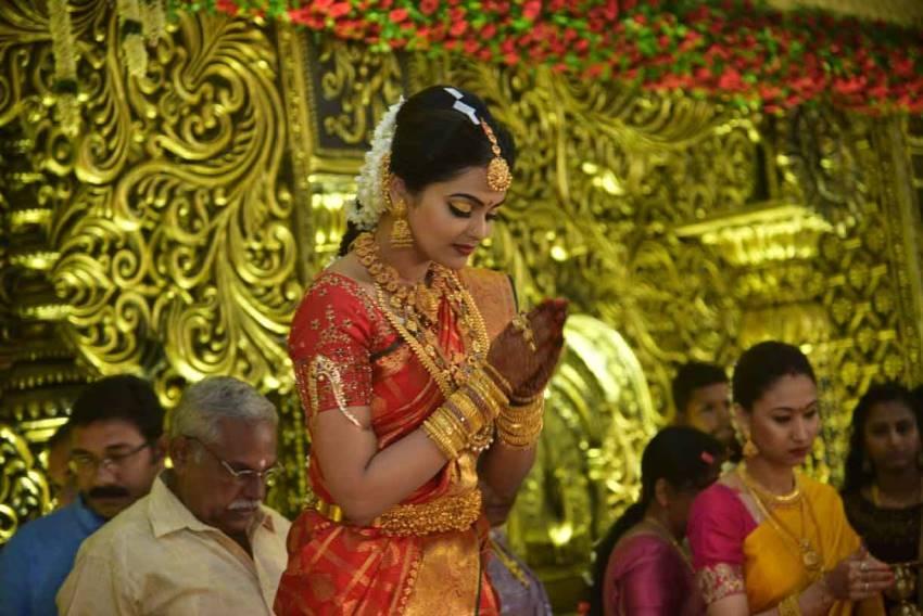 Vishnupriya Wedding Photos