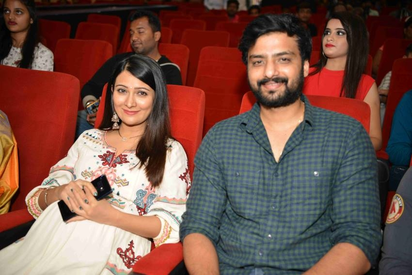 Aadi Lakshmi Purana Movie Trailer Launch Photos