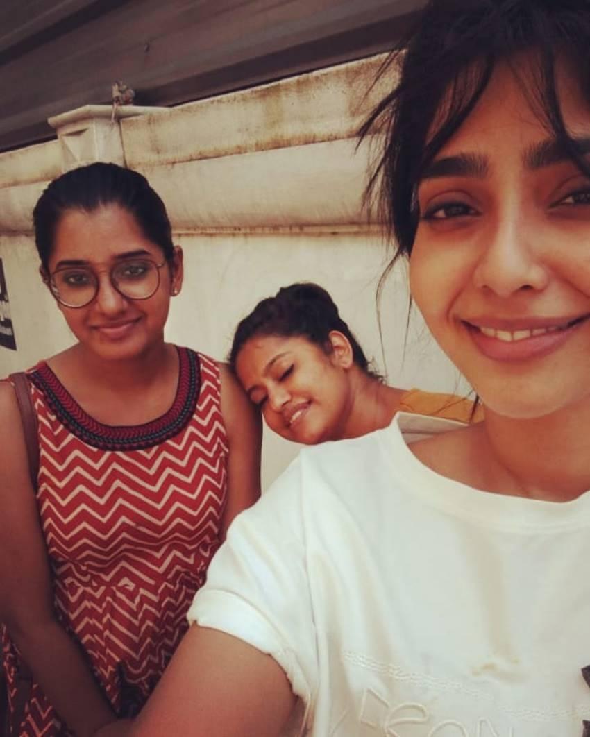 Aishwarya Lekshmi Unseen Photos