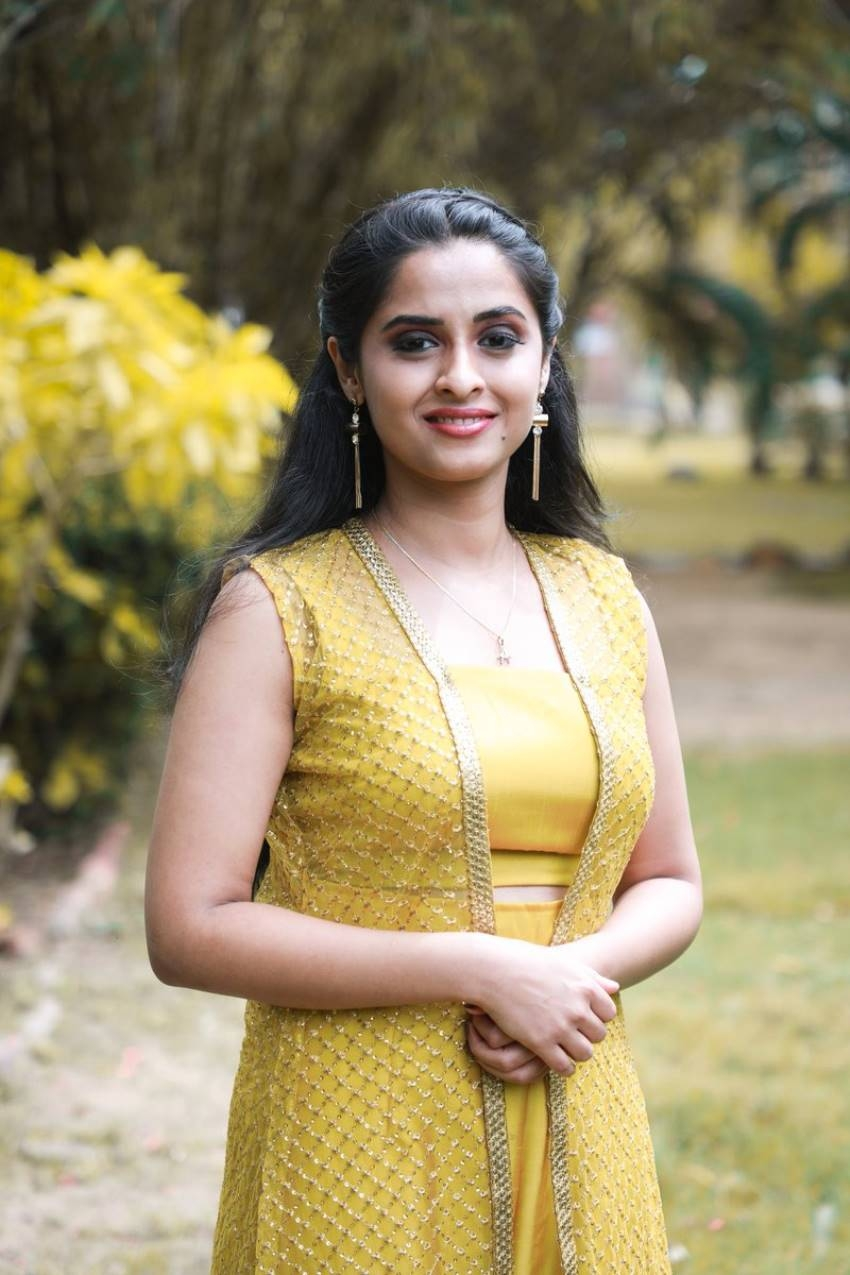 Arthana Binu Photos