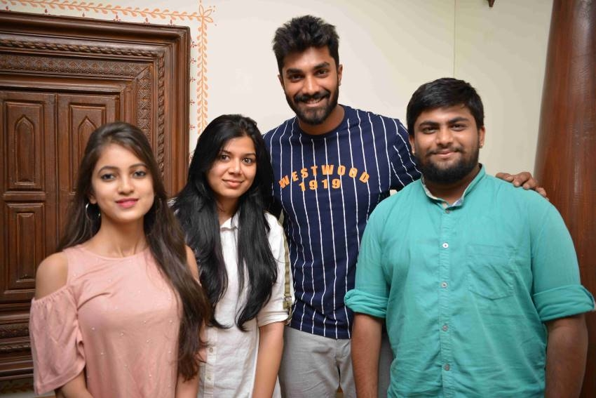Chitrakatha Movie Press Meet Photos