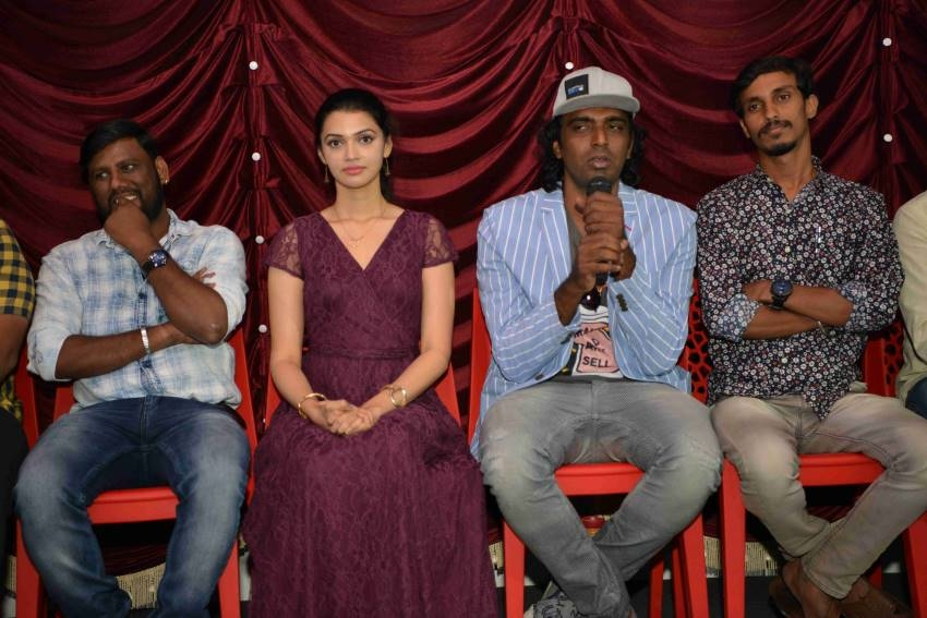 Dichki Design Movie Press Meet Photos