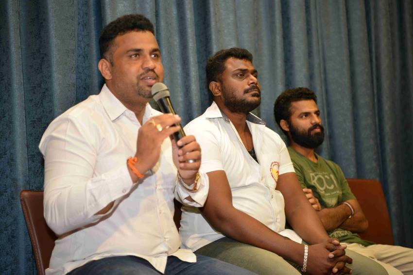 Full Tight Pyathe Movie Press Meet Photos