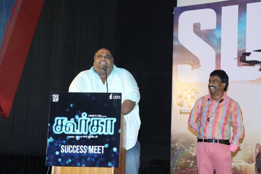Gurkha Movie Success Meet Photos