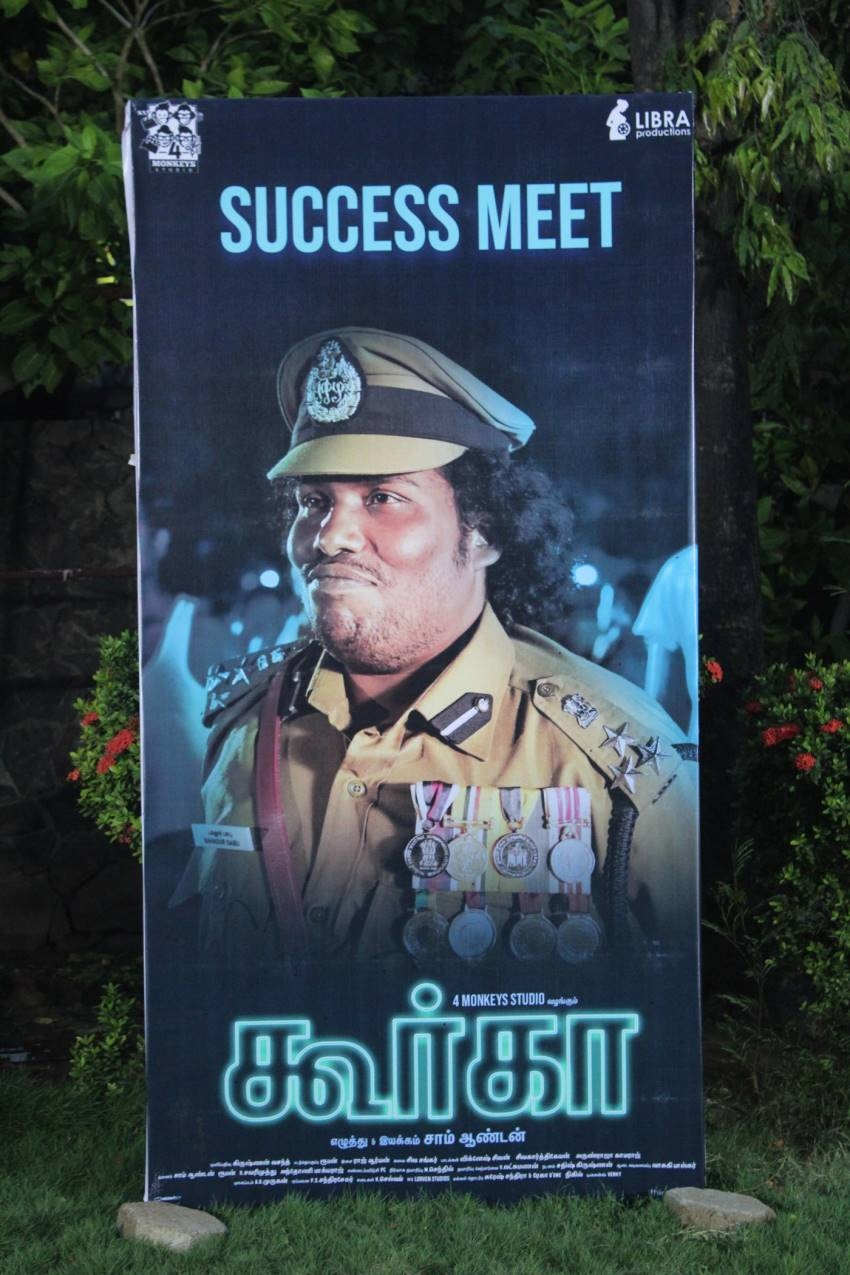 Gurkha Movie Success Meet Photos