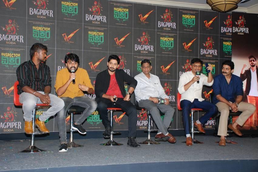 Inspector Vikram  2nd Teaser Release Photos